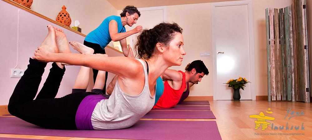 Clases de Hatha Yoga en Rivas Vaciamadrid