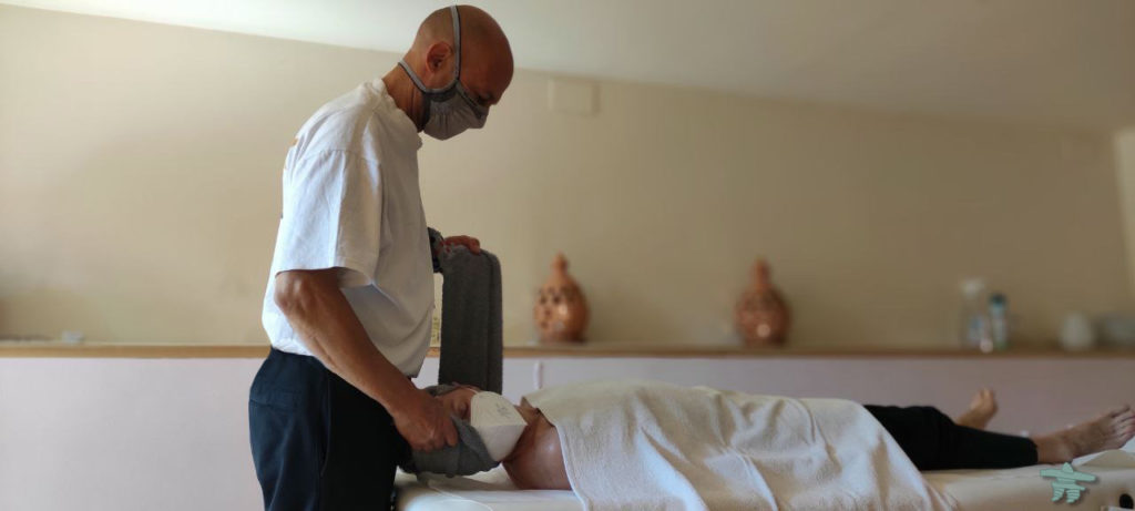 Chiromassage Therapeutic and Sportive at Rivas Vaciamadrid